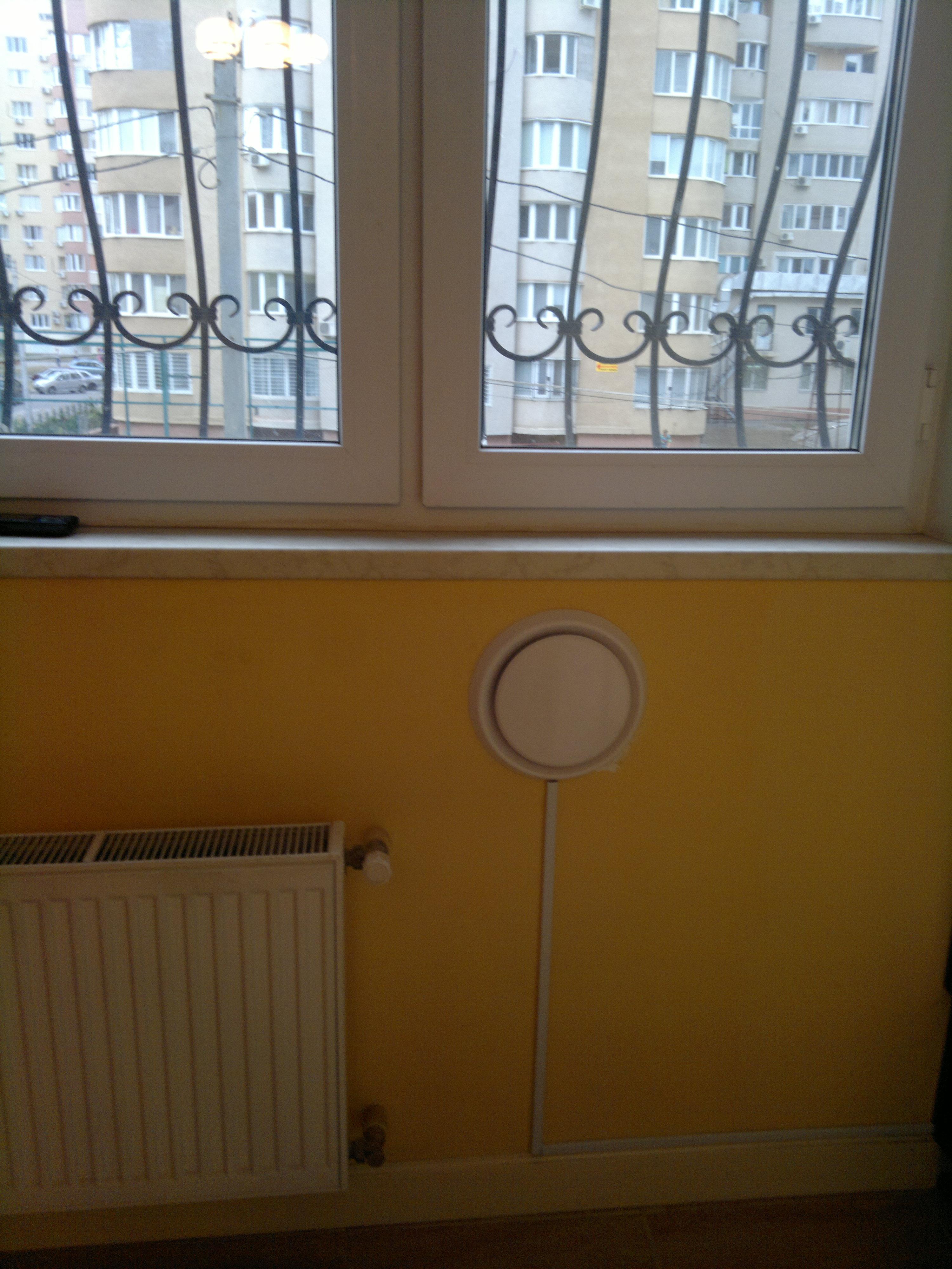 Применение рекуператоров Ventoxx Slim Line в квартире