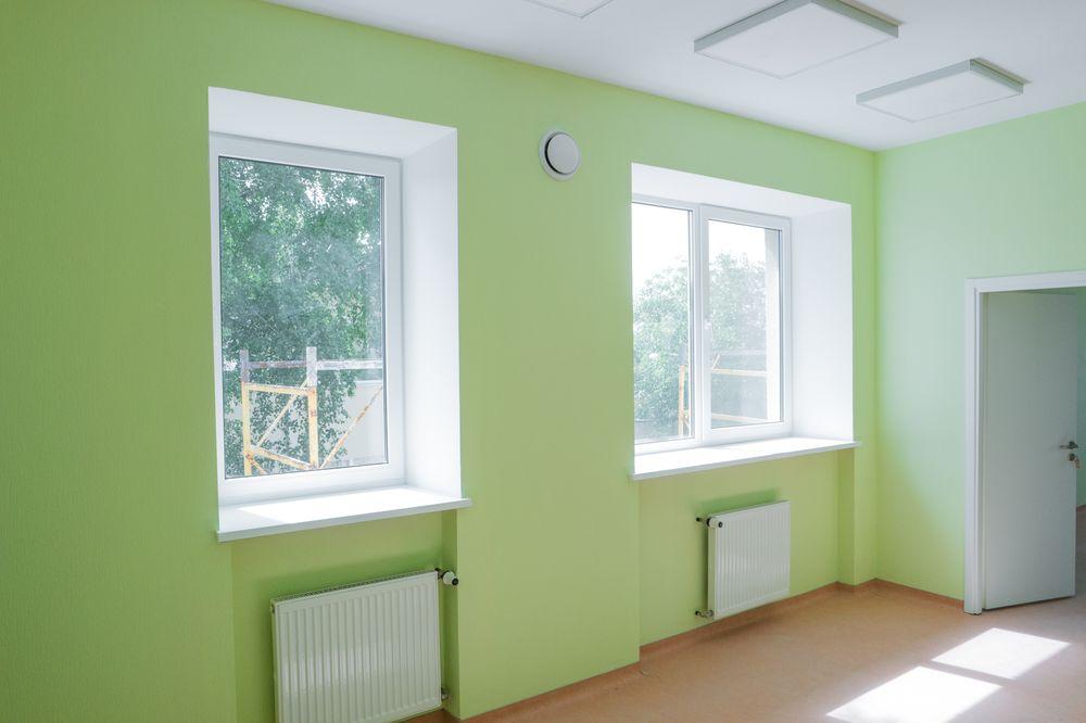 Вентокс установил рекуператоры в детском противотуберкулезном санатории в Запорожской обл.
