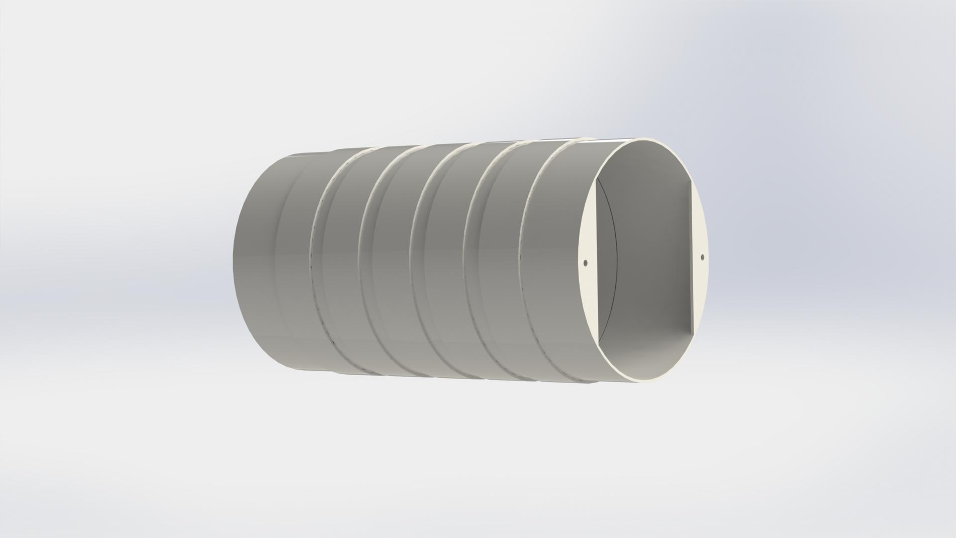 Собранные наборные кольца для рекуператоров Ventoxx