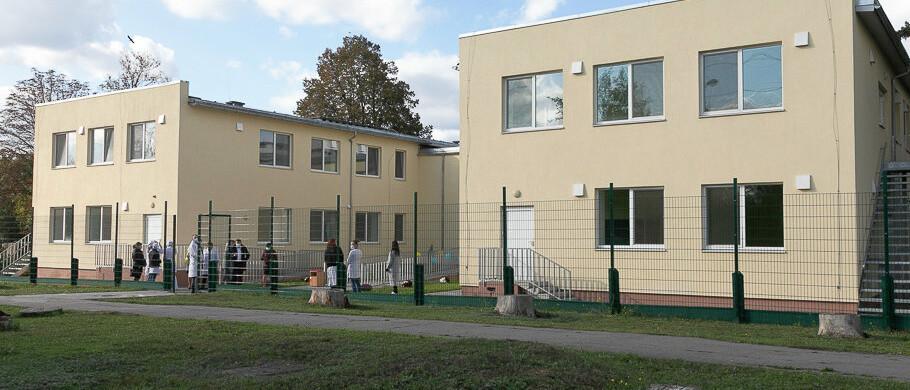 Запорізькій дитячий протитуберкульозний санаторій встановив рекуператори Ventoxx Comfort